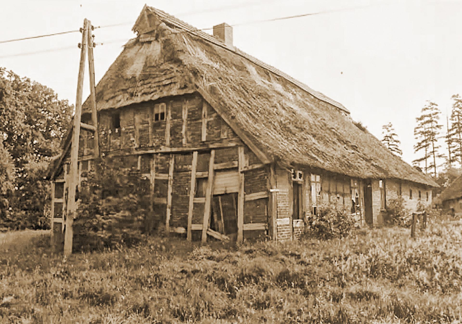 Ferienhaus Schmalenbeck - Hauschronik